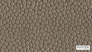 Austex Hammertime Brass  | Upholstery Fabric - Contemporary, Synthetic, Tan, Taupe, Commercial Use, Dots, Spots