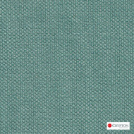CRYP217 'Coastal' | Upholstery Fabric - Green, Plain, Synthetic fibre, Turquoise, Teal, Commercial Use