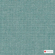 Crypton Sky Baltic  | Upholstery Fabric - Plain, Synthetic, Turquoise, Teal, Commercial Use, Standard Width