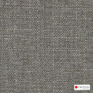 CRYP292 'Lining' | Upholstery Fabric - Plain, Silver, Synthetic fibre, Commercial Use