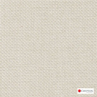 Crypton Sutton French Vanilla  | Upholstery Fabric - Beige, Plain, Linen and Linen Look, Synthetic fibre, Commercial Use