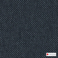 CRYP351 'Storm' | Upholstery Fabric - Blue, Plain, Synthetic fibre, Commercial Use