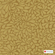 CRYP375 'Sun' | Upholstery Fabric - Gold - Yellow, Craftsman, Floral, Garden, Pattern, Synthetic fibre, Commercial Use