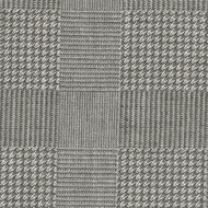 WIIT52 'Cosmic' | Upholstery Fabric - Grey, Basketweave, Check, Fiber blend, Midcentury, Traditional, Domestic Use, Houndstooth