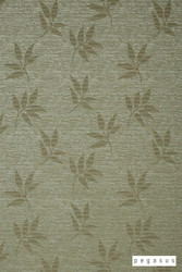 Pegasus Leaf Fall - Celadon  | Curtain Fabric - Deco, Decorative, Floral, Garden, Midcentury, Natural Fibre, Transitional, Washable, Domestic Use, Dry Clean, Natural