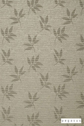 Pegasus Leaf Fall - Putty  | Curtain Fabric - Deco, Decorative, Floral, Garden, Natural fibre, Transitional, Tan - Taupe, Domestic Use, Natural, Top of Bed