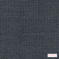 Wortley Group Shannon Indigo  | Upholstery Fabric - Blue, Plain, Synthetic, Commercial Use