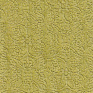 Willbro Italy Lalique Citrine  | Upholstery Fabric - Gold,  Yellow, Damask, Natural fibre, Traditional, Domestic Use, Matelasse, Natural, Quilted