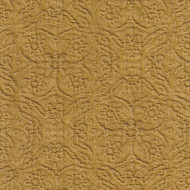 Willbro Italy Lalique Mikado  | Upholstery Fabric - Gold,  Yellow, Damask, Natural Fibre, Traditional, Domestic Use, Matelasse, Natural, Quilted, Standard Width