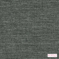 Wortley Group Oslo Imperial  | Upholstery Fabric - Plain, Black - Charcoal, Synthetic, Domestic Use, Standard Width