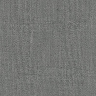 Willbro Italy Caruso Atom  | Upholstery Fabric - Grey, Plain, Fibre Blends, Domestic Use, Standard Width