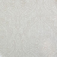 Willbro Italy Demasco Bianco  | Upholstery Fabric - Beige, Damask, Synthetic, Traditional, Domestic Use, Standard Width