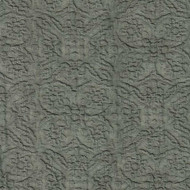 Willbro Italy Lalique Bark  | Upholstery Fabric - Grey, Damask, Natural Fibre, Traditional, Domestic Use, Matelasse, Natural, Quilted, Standard Width