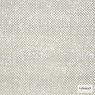 Casamance - Place Vendome Eminence 7249 7249 05 84  | Wallpaper, Wallcovering - White, Geometric, Natural Fibre, Tan, Taupe, Commercial Use, Natural, White, Standard Width