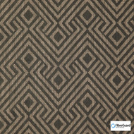 FibreGuard - Lucie Coin  | Upholstery Fabric - Brown, Fire Retardant, Geometric, Midcentury, Synthetic, Chenille, Commercial Use, Domestic Use, Standard Width