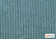 FR-One Fabrics - Valhalla FR Duckegg  | Curtain & Upholstery fabric - Blue, Fire Retardant, Stripe, Synthetic, Commercial Use, Oeko-Tex, Oeko-Tex, Railroaded, Standard Width