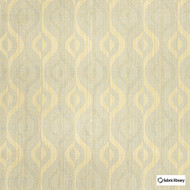 Fabric Library - Whip Anise  | Curtain & Upholstery fabric - Gold,  Yellow, Geometric, Natural Fibre, Ogee, Commercial Use, Domestic Use, Natural, Standard Width