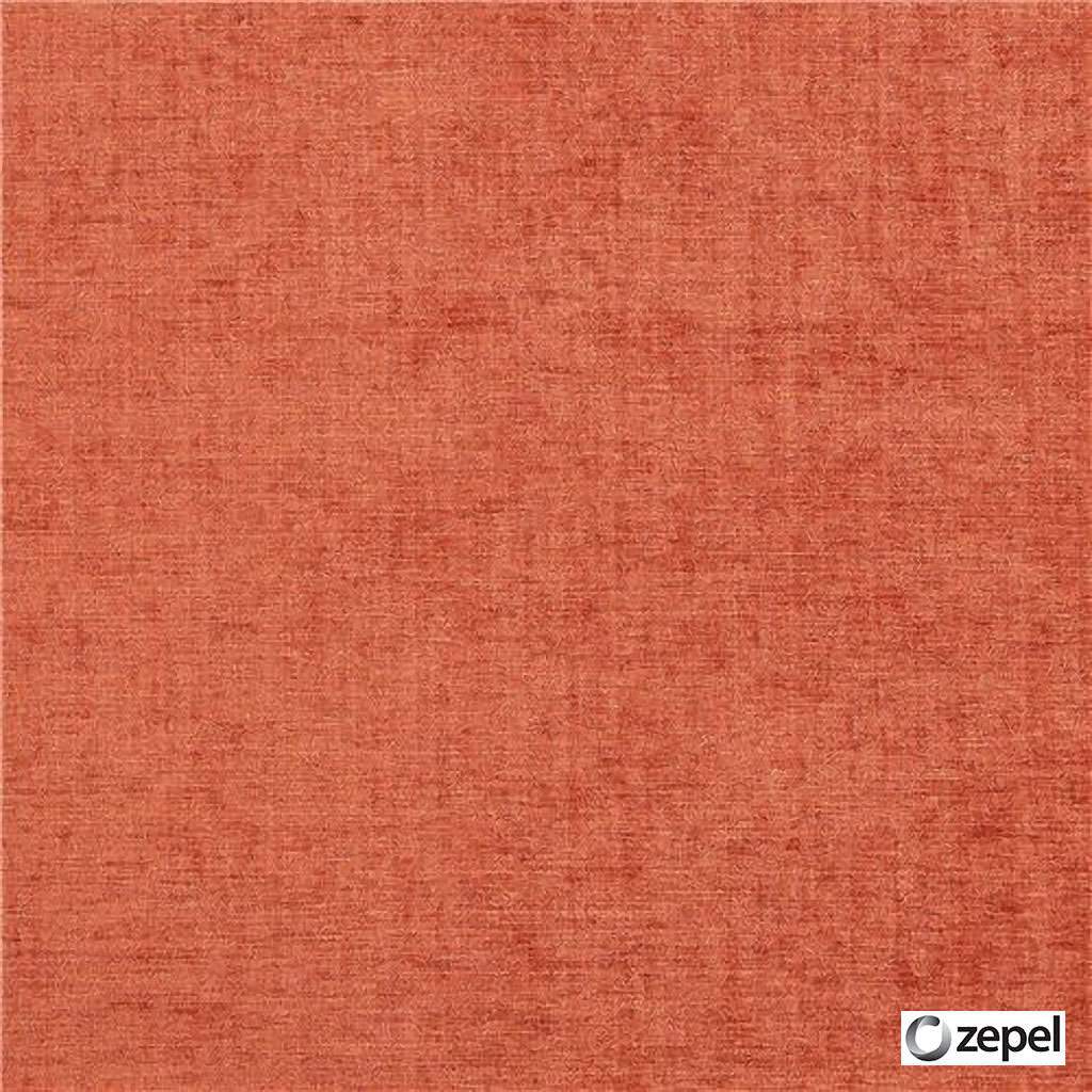 Zepel Fabrics - Super Pumpkin  | Upholstery Fabric - Plain, Synthetic, Commercial Use, Domestic Use, Oeko-Tex, Oeko-Tex, Standard Width