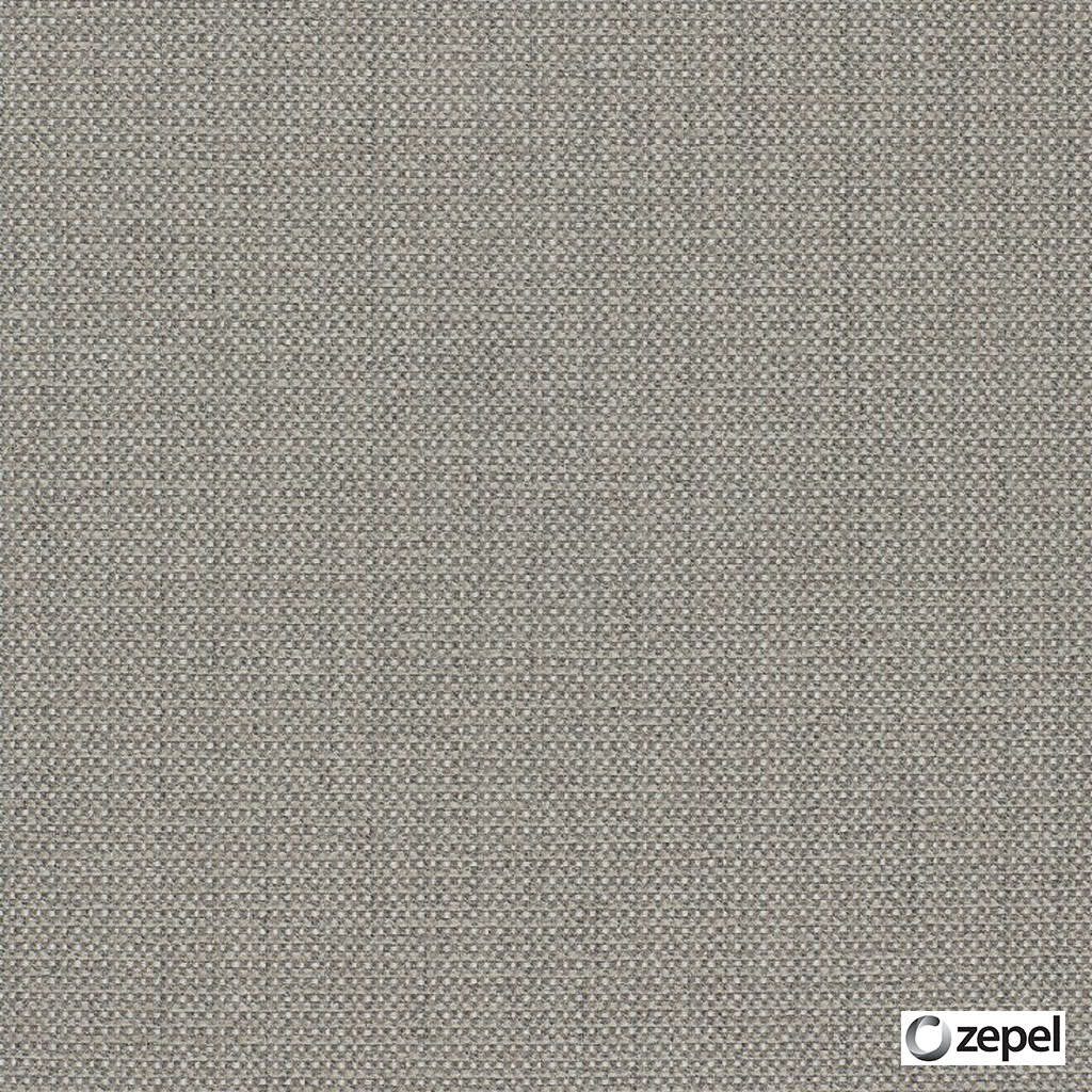 Zepel Fabrics - Arouse Oyster  | Upholstery Fabric - Grey, Plain, Synthetic, Commercial Use, Oeko-Tex, Oeko-Tex, Standard Width