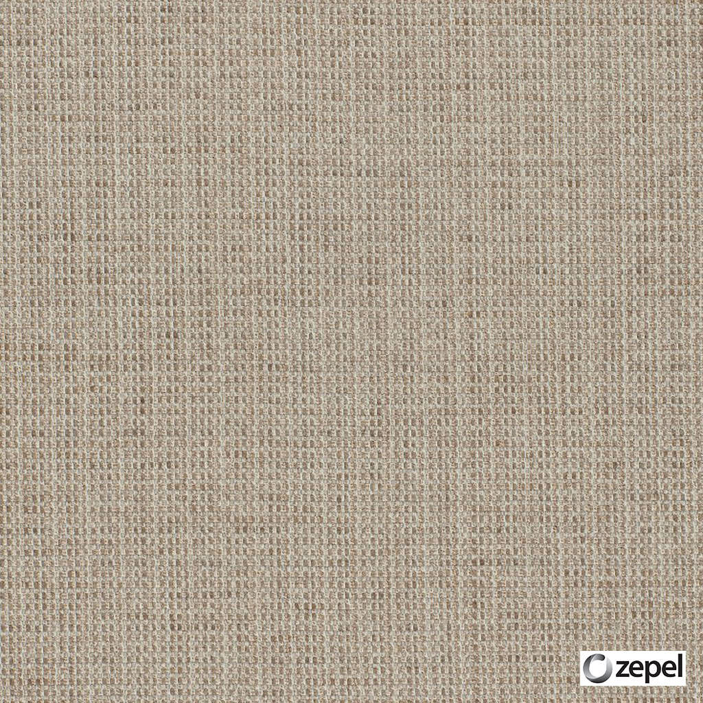 Zepel Fabrics - Arouse Putty  | Upholstery Fabric - Beige, Plain, Synthetic, Commercial Use, Oeko-Tex, Oeko-Tex, Standard Width