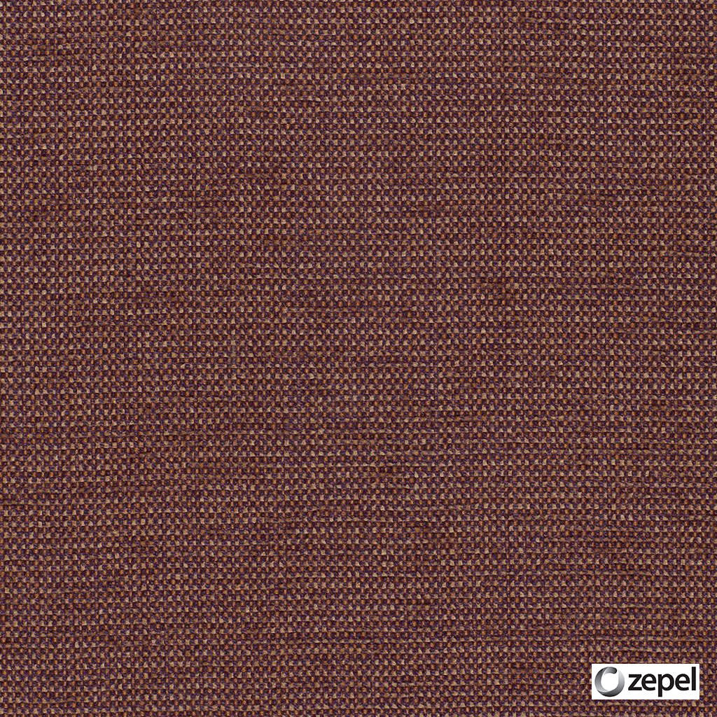 Zepel Fabrics - Arouse Amethyst  | Upholstery Fabric - Brown, Plain, Synthetic, Commercial Use, Oeko-Tex, Oeko-Tex, Standard Width