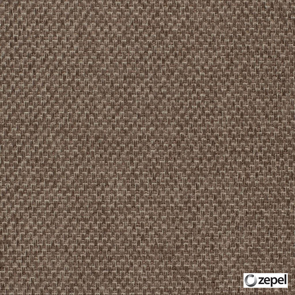 Zepel Fabrics - Create Chinchilla  | Upholstery Fabric - Brown, Plain, Synthetic, Commercial Use, Oeko-Tex, Oeko-Tex, Standard Width