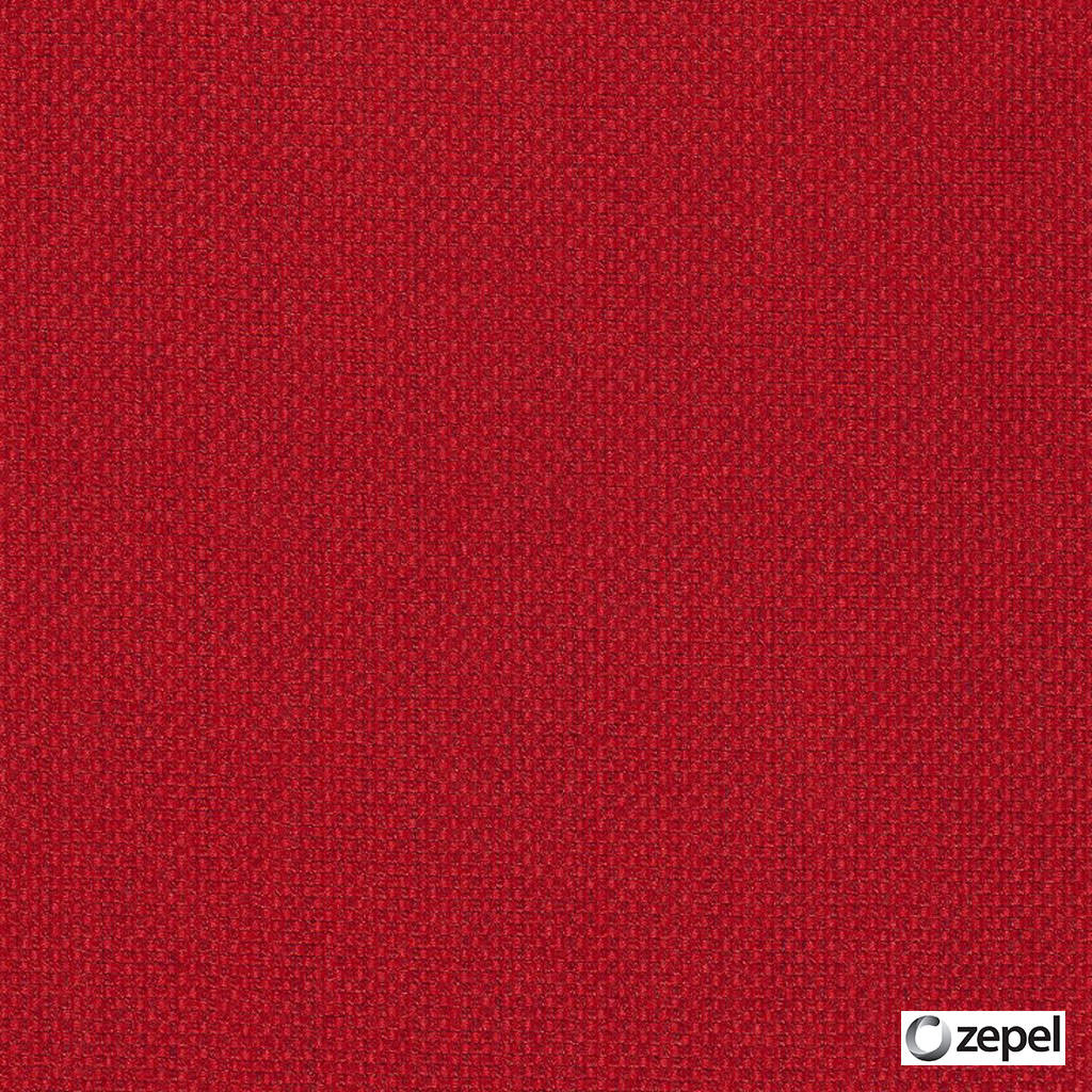 Zepel Fabrics - Generate Tomato  | Upholstery Fabric - Plain, Red, Synthetic, Commercial Use, Oeko-Tex, Oeko-Tex, Standard Width