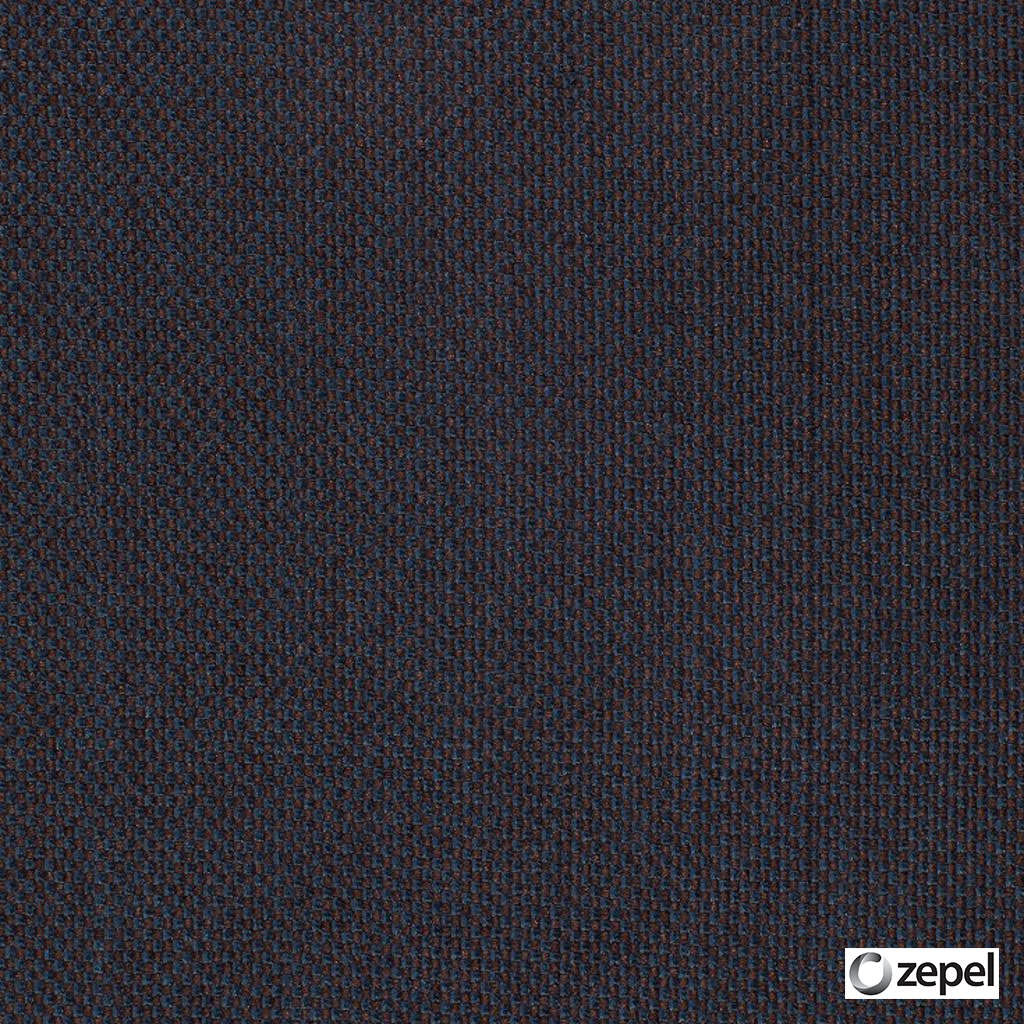 Zepel Fabrics - Generate Ink  | Upholstery Fabric - Blue, Plain, Black - Charcoal, Synthetic, Commercial Use, Oeko-Tex, Oeko-Tex, Standard Width