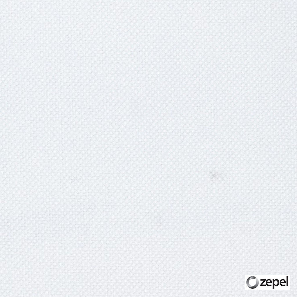 Zepel Fabrics - Generate Ice  | Upholstery Fabric - Plain, White, Synthetic, Commercial Use, Oeko-Tex, White, Oeko-Tex, Standard Width
