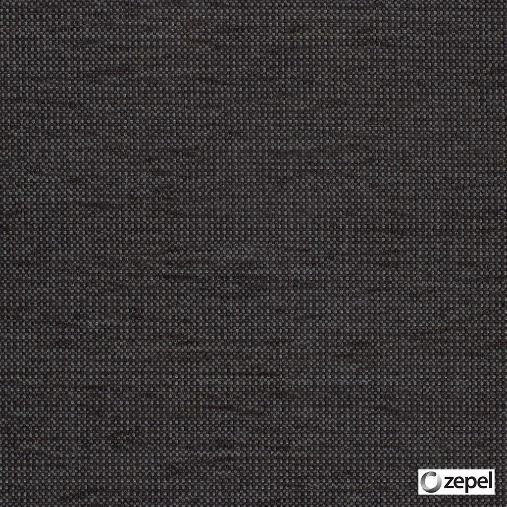 Zepel Fabrics - Impulse Pewter  | Upholstery Fabric - Plain, Black - Charcoal, Synthetic, Commercial Use, Domestic Use, Oeko-Tex, Oeko-Tex, Standard Width