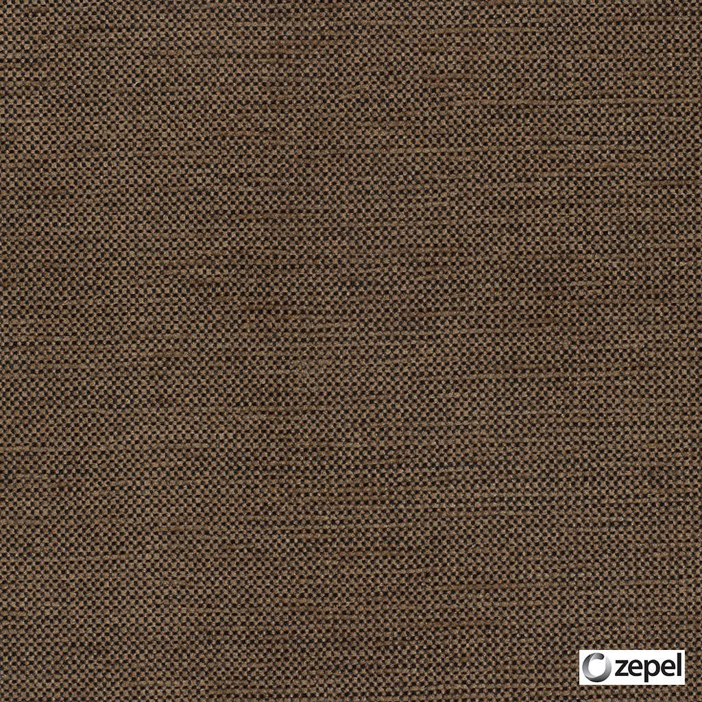 Zepel Fabrics - Impulse Toffee  | Upholstery Fabric - Brown, Plain, Synthetic, Commercial Use, Domestic Use, Oeko-Tex, Oeko-Tex, Standard Width