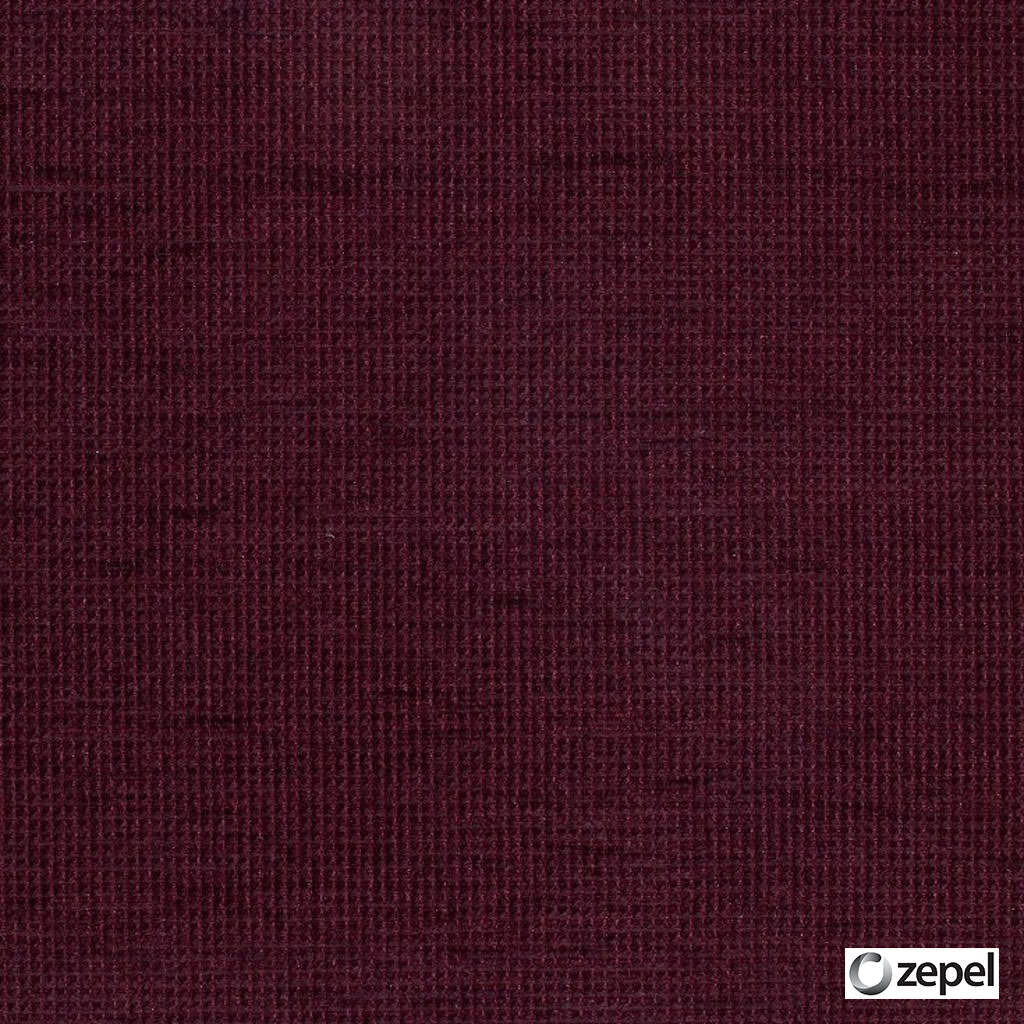 Zepel Fabrics - Impulse Burgundy  | Upholstery Fabric - Plain, Pink, Purple, Synthetic, Commercial Use, Domestic Use, Oeko-Tex, Oeko-Tex, Standard Width