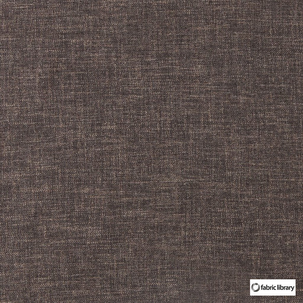 Fabric Library - Component Teak  | Upholstery Fabric - Brown, Plain, Fibre Blends, Commercial Use, Standard Width