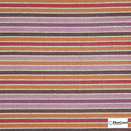 FibreGuard - Biscayne Tropical  | Upholstery Fabric - Pink, Purple, Stripe, Synthetic, Commercial Use, Railroaded, Standard Width
