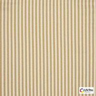 UV Pro Fabrics - Geologic Cafe  | Curtain & Upholstery fabric - Gold,  Yellow, Outdoor Use, Stripe, Synthetic, Commercial Use, Oeko-Tex, Oeko-Tex, Standard Width