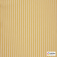 UV Pro Fabrics - Picnic Nugget  | Curtain & Upholstery fabric - Gold,  Yellow, Outdoor Use, Stripe, Synthetic, Traditional, Commercial Use, Oeko-Tex, Oeko-Tex, Standard Width