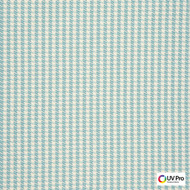 UV Pro Fabrics - Rocks Porcelain  | Curtain & Upholstery fabric - Blue, Check, Outdoor Use, Synthetic, Commercial Use, Houndstooth, Oeko-Tex, Oeko-Tex, Standard Width