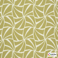 UV Pro Fabrics - Solace Moss  | Curtain & Upholstery fabric - Geometric, Outdoor Use, Synthetic, Commercial Use, Oeko-Tex, Oeko-Tex, Standard Width, Mosaic
