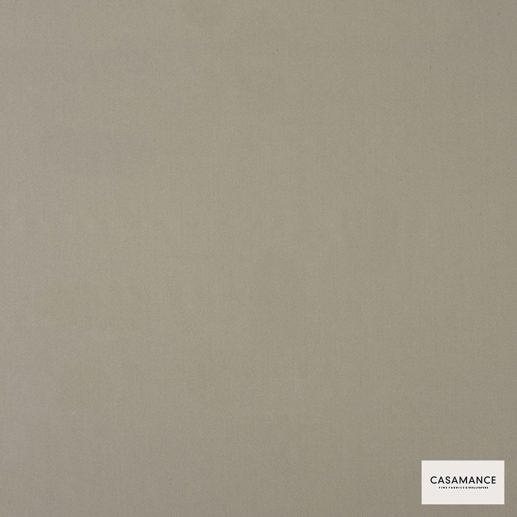 Casamance - Gala 3358 06 30  | Curtain & Upholstery fabric - Beige, Plain, Synthetic, Commercial Use, Wide Width