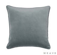 Weave - Zoe Cushion - Eucalyptus (Pack of 2)  | Cusion Fabric - Plain, Traditional, Weave