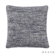 Weave - Monterey Cushion - Pigment (Pack of 2)  | Cusion Fabric - Black - Charcoal, Weave