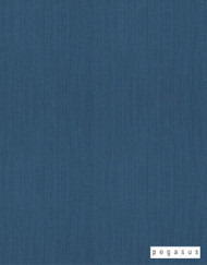 Pegasus Bonny UC - Navy  | Curtain Fabric - Blue, Fire Retardant, Plain, Fibre Blends, Domestic Use, Dry Clean, Top of Bed, Standard Width
