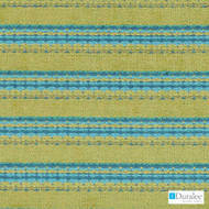 Duralee - Dn15824-619 - Seaglass  | Upholstery Fabric - Stain Repellent, Blue, Fire Retardant, Stripe, Synthetic, Turquoise, Teal, Backing, Dry Clean, Backing, Standard Width