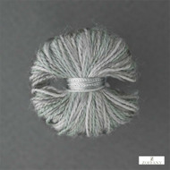 331559 '' | Rosette, Curtain & Upholstery, Trim - Grey, Synthetic fibre, Traditional, Washable, Commercial Use, Domestic Use