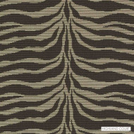 Highland Court - Hu15976-155 - Quagga - Mocha  | Upholstery Fabric - Brown, Midcentury, Natural Fibre, Zebra, Dry Clean, Natural, Standard Width