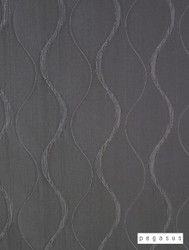 peg_39662-131 'Steel' | Curtain Fabric - Grey, Eclectic, Fiber blend, Geometric, Midcentury, Transitional, Domestic Use