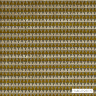 Harlequin Tessalate 130681  | Curtain & Upholstery fabric - Brown, Foulard, Harlequin, Southwestern, Synthetic, Commercial Use, Diamond - Harlequin, Domestic Use