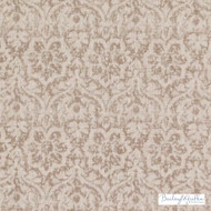 Bailey Griffin - Be42582-194 - Cotswold - Toffee  | - Beige, Damask, Linen and Linen Look, Medallion, Natural Fibre, Tan, Taupe, Traditional, Dry Clean, Natural, Print