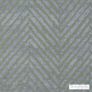 Bailey Griffin - Bu15828-125 - Lombardy Chevron - Jade  | Upholstery Fabric - Fire Retardant, Fibre Blends, Linen and Linen Look, Chenille, Dry Clean, Herringbone