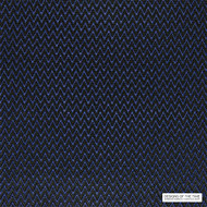 Designs Of The Time - Zawadi - Yp18013 - 53391-113  | Curtain & Upholstery fabric - Blue, Deco, Decorative, Pattern, Synthetic, Chevron, Zig Zag, Domestic Use, Standard Width